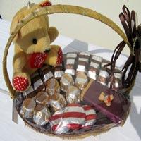 Chocolate Baskets