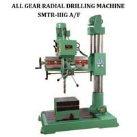 SMTR=IIIG A/F All Gear Radial Drilling Machine