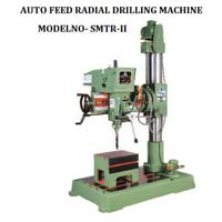 SMTR-II Auto Feed Radial Drilling Machine