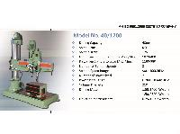 40/1200 Dc all Gear Radial Drill