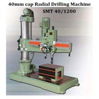40mm Cap all Gear Radial Drilling Machine( SMT-40/1200)