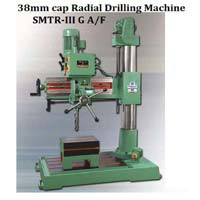 Autofeed all Gear Radial Drilling Machine