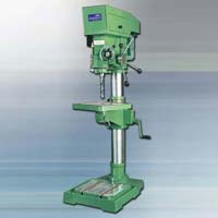 Fine Feed Pillar Drill with 32mm Cap