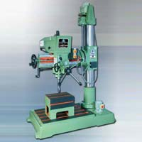 Hand Feed Radial Drilling Machine