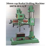 Siddhapura 40mm Cap all Gear with Auto/fine Feed Radial Drilling Machine