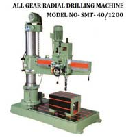 SMT-40/1200 All Gear Radial Drilling Machine