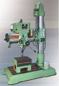 SMTR-I  Radial Drilling Machine With Fine Feed