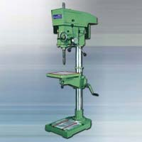 Square Pillar Drill with 25mm Cap