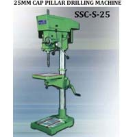 Universal Square Drill with 25mm (ssc-s-25)