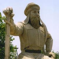 Baba Banda Singh Bahadur Statue