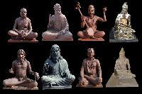 Metal Statues 01