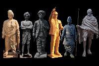 Metal Statues 03