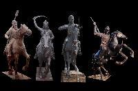 Metal Statues 08