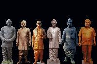 Metal Statues 09