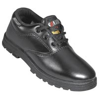 Boys School Shoes (ST-1BK)