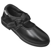 Girls School Shoes (GL-1BK)