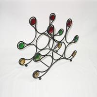 Iron Wine Rack (IR00701WR)