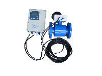 Remote Control Electromagnetic Flow Meter