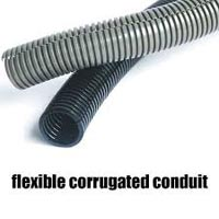 Plastic Flexible Corrugated Conduits