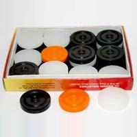 Plastic Carrom Coins