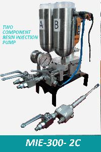 Dual Component Injection Pump (MIE-350-2C)