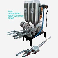 Dual Component Injection Pump (MIE-300-2C)