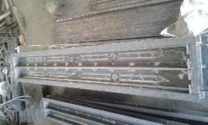 Iron Door Frame 01