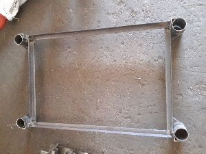 Iron Window Frame 11