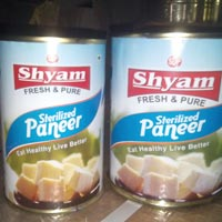 Canned Sterilized Paneer