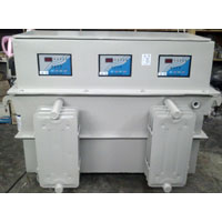 Three Phase Servo Voltage Stabilizer 02