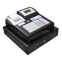 Electronic Cash Register System