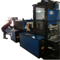 Mineral Water Bottle Wrapping Machine