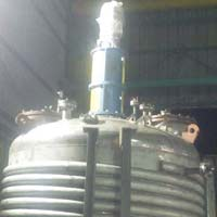 Pressure Vessels like jacketed vessels with agitator