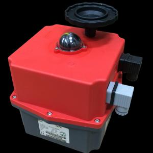 140Nm J3C-L 24V Smart Electric Valve Actuator