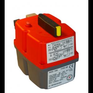 20Nm J3-L 24V Smart Electric Valve Actuator