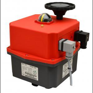 300Nm J3C-L 24V Smart Electric Valve Actuator