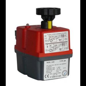 35Nm J3-H 110-240V Smart Electric Valve Actuator