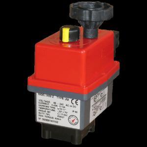 55Nm J2-H 110-240V Smart Electric Valve Actuator