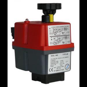 55Nm J3-L 24V Smart Electric Valve Actuator