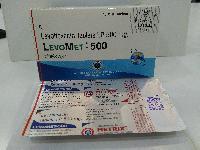 LevoMet-500  Tablets