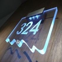 LED Sign Board 01