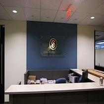 Reception Sign Board 02