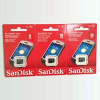 SanDisk Micro SDHC Cards