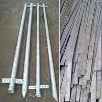 Galvanized Earthing Pipes