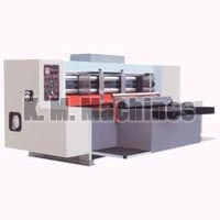 Automatic Rotary Die Cutting Machine