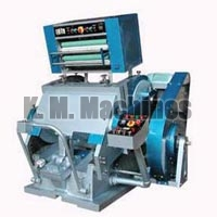 Hot Foil Platen Die Cutting Machine