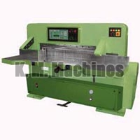 Programmable Hydraulic Paper Cutting Machine