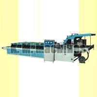 Semi Automatic Flute Lamination Machine
