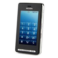 LG KE850 Prada Mobile Phone