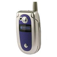 Motorola V500 Mobile Phone